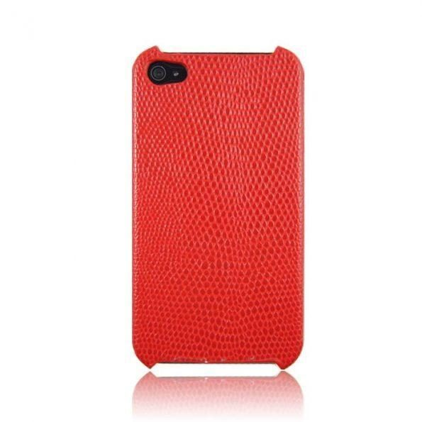 Snake - iPhone X/Xs skal - Red