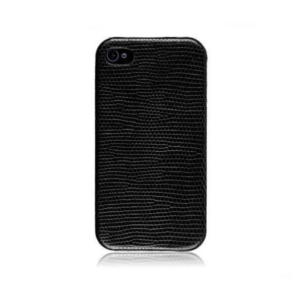Snake - iPhone X/Xs skal - Black