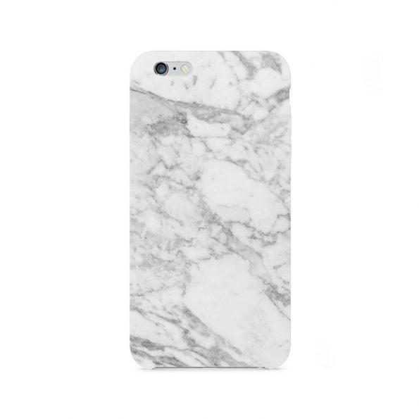 White Marble - iPhone X/Xs skal