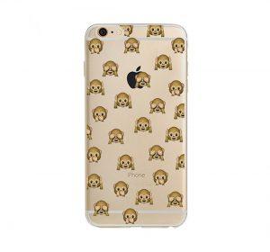 Emoji - Monkey - iPhone 6 skal