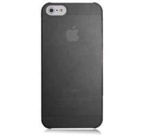 Matte Slim - iPhone 7/8 skal - Black