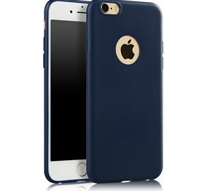 Silicone – iPhone X/Xs skal – Blue