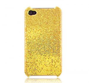 Bling - iPhone 6 skal - Guld