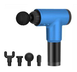 Massage Gun Fitness - Massagepistol - Blå
