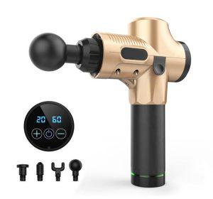 Massage Gun Pro Ultimate 5.0 - Guld