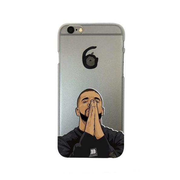 Drake 6 - iPhone 7/8 Skal