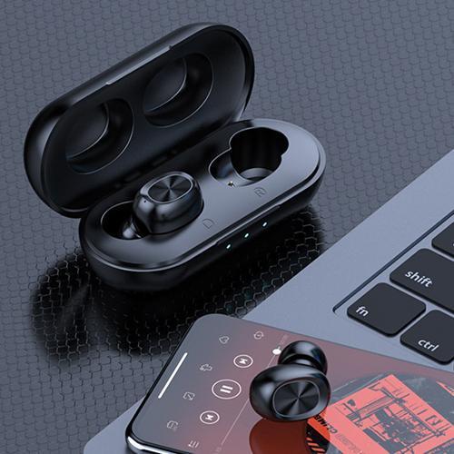 EarBuds Bluetooth Hörlurar - Svart