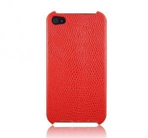 Snake - iPhone 8 skal - Red
