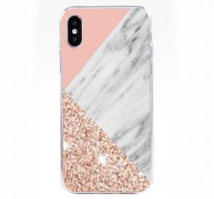 Marble Mix - iPhone X/Xs skal