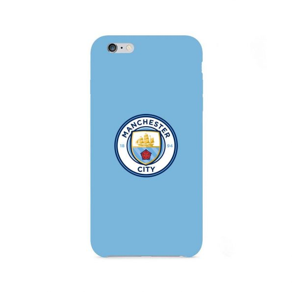 Manchester City - iPhone 7/8 Plus Skal