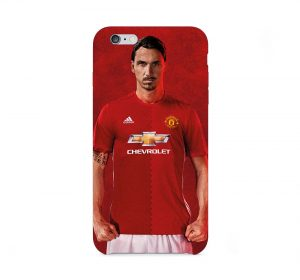 Zlatan - iPhone 8 Skal