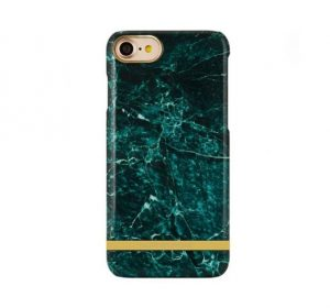 Luxury Marble - iPhone 7/8 skal - Green