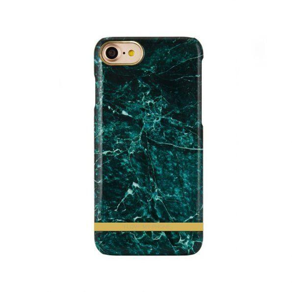 Luxury Marble - iPhone 7/8 skal - Green