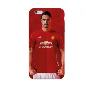 Zlatan - iPhone Xs skal