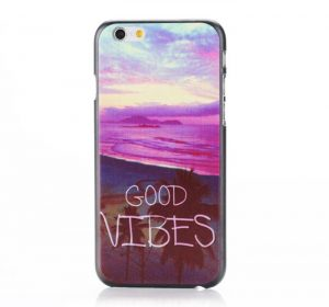DO Good Vibes - iPhone 6 skal