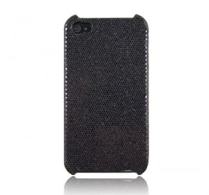 Bling - iPhone 6 skal - Svart