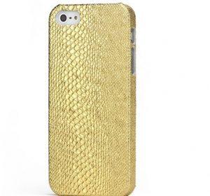 Snake - Guld - iPhone 6 skal