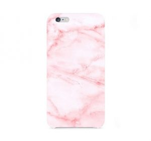 Pink Marble - iPhone 7/8 skal