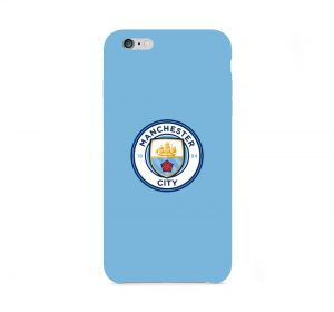 Manchester City - iPhone 7/8 Skal