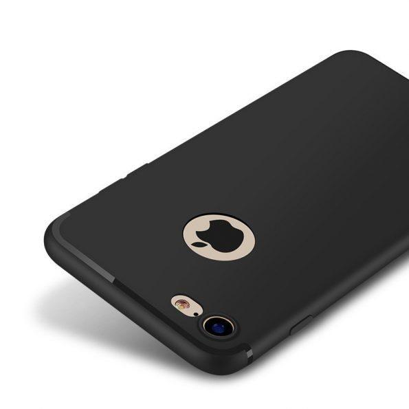 Deluxe - Black - iPhone 7/8 Plus Skal