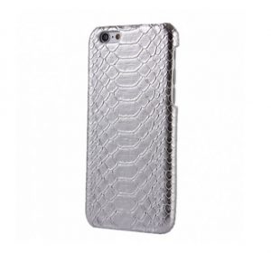 Snake - iPhone 7/8 skal - Silver