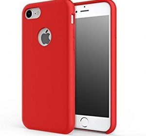 Silicone – iPhone X/Xs skal – Red
