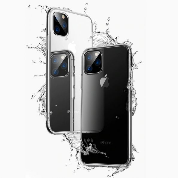 Slim Transparent - iPhone 11 Pro Max skal
