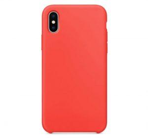 Classic – iPhone X / XS skal – Röd