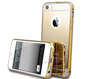 Mirror - Gold - iPhone 6 skal