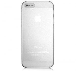 Matte Slim - Transparent - iPhone 6 skal
