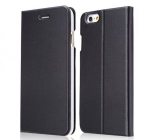 Flipcase Slim - Black - iPhone 7/8