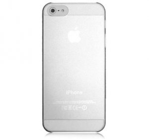 Matte Slim - iPhone 7/8 skal - Transparent