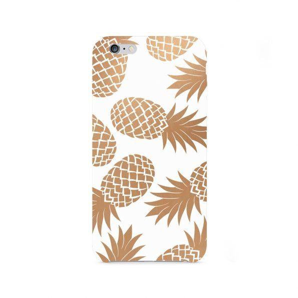 Ananas - iPhone X/Xs skal