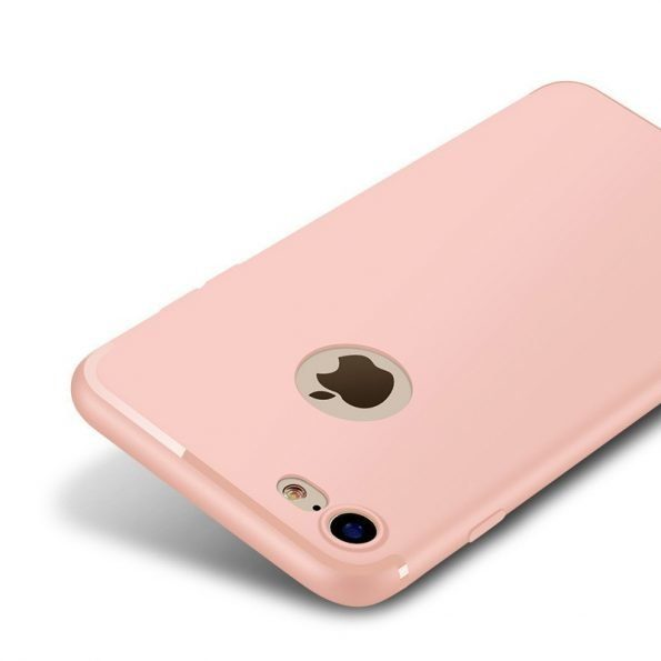 Deluxe – Pink – iPhone 7/8 Plus Skal