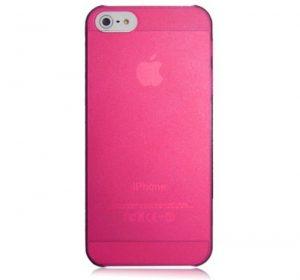Matte Slim - Rosa - iPhone 6 skal