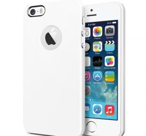 Thin Air - Vit - iPhone 6 Plus skal