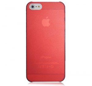 Matte Slim - Röd - iPhone 6 skal