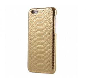 Snake - iPhone 7/8 skal - Gold