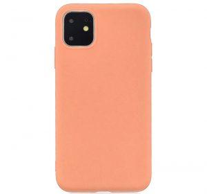 Classic – iPhone 11 skal - Peach