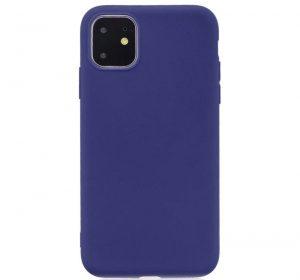 Classic – iPhone 11 skal - Mörkblå