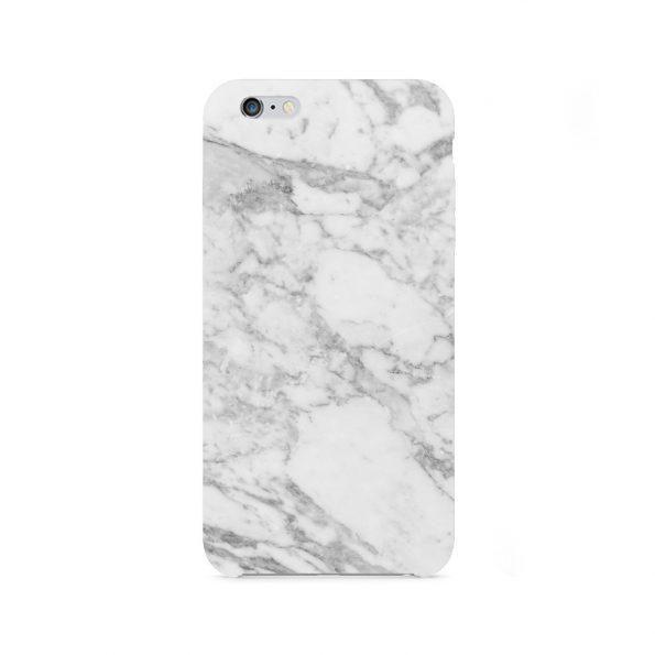 White Marble - iPhone 7/8 Plus skal