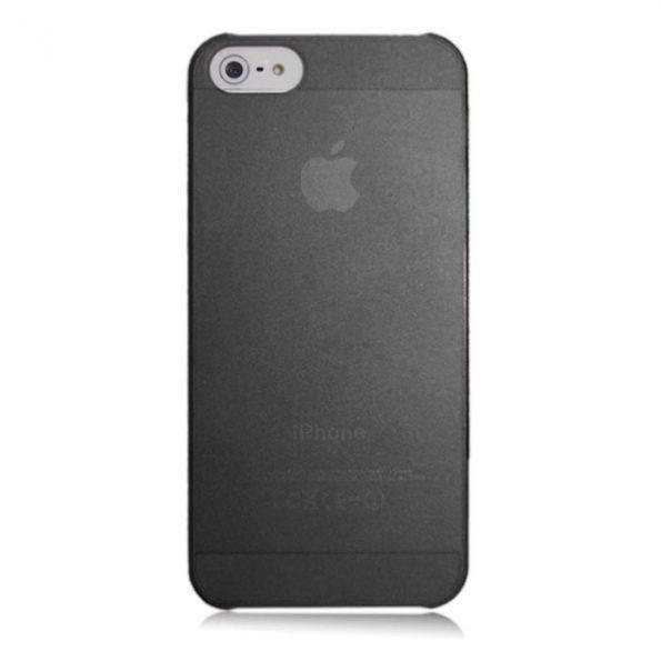 Matte Slim - Svart - iPhone 7/8 Plus skal