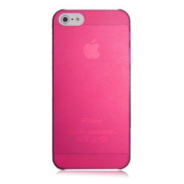 Matte Slim - Rosa - iPhone 7/8 Plus skal