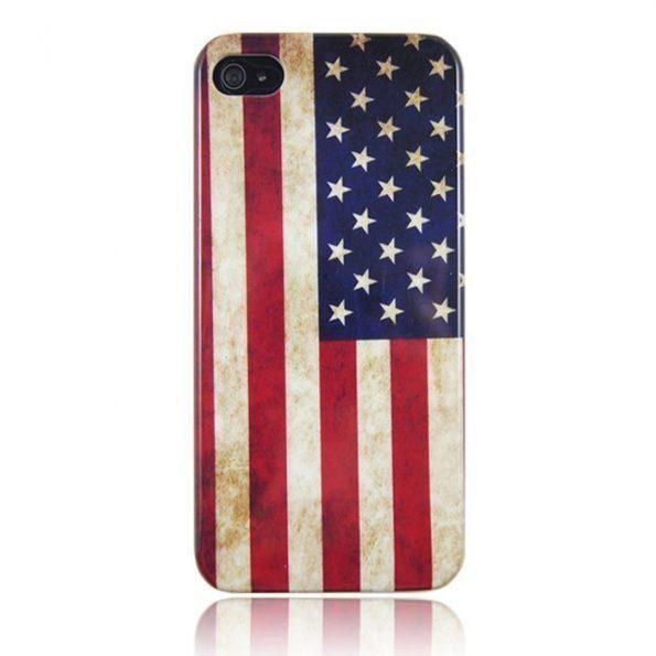 Vintage USA - iPhone 7/8 Plus skal