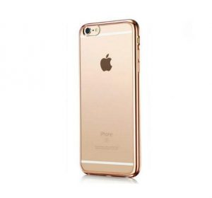 Slim Bumper - Gold - iPhone 7/8 Plus