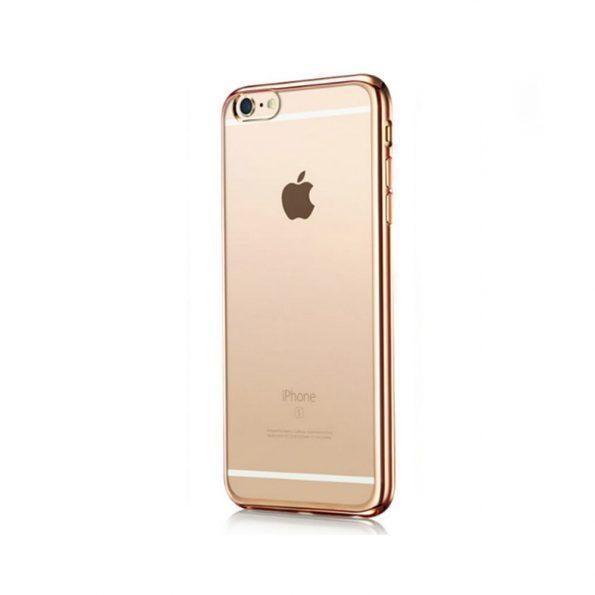 Slim Bumper - Gold - iPhone 7/8 Plus