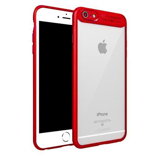 USAMS iPhone 7/8 Plus - Röd