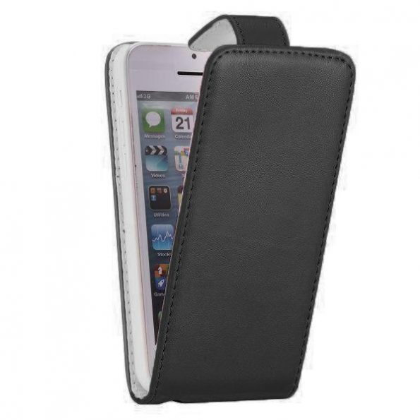 FlipCase - iPhone 7 Plus - Svart