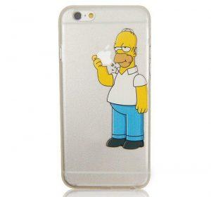Homer - iPhone 6 skal