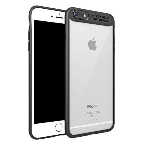 USAMS iPhone X/Xs – Svart